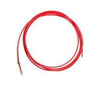 Тефлоновый канал (красный) 2,0/4,0/350 сварочной горелки MIG/MAG для проволоки D 1,0 -