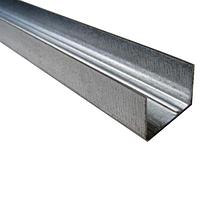 Профиль гипсокартонный UD-27 3м  0.4мм
