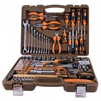 Универсальный набор инструмента, 101 предмет, OMBRA (OMT101S)