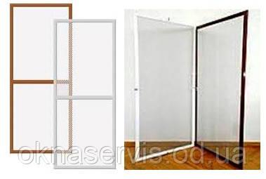 Дверна москітна сітка