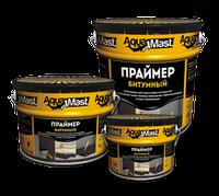 Праймер битумный AquaMast, ведро 2.4 кг