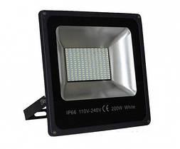Светодиодный LED прожектор  200 Вт 6400К 2750 Lm