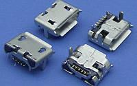 Разъем зарядки (коннектор) для Lenovo A7-30, Asus ME175, Explay A500, китайских планшетов Original