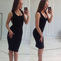 Платье женское Мириам черное , женская одежда