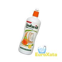 Жидкость для мытья посуды LUDWIK Brzoskwiniowy (1 л)