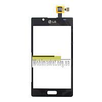 Сенсорний екран LG P700 Optimus L7, P705 Optimus L7 чорний