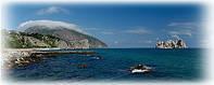 Гурзуф: организация отдыха и туризма в Крыму.
