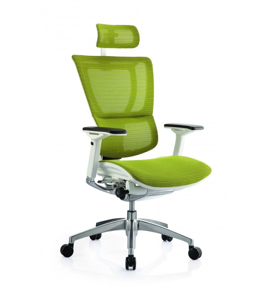 Эргономичное Кресло Mirus-IOO Зеленое