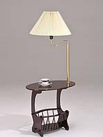 Журнальный столик с лампой Onder Mebli SR-0752
