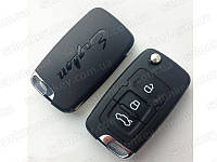 Ключ Geely Englon выкидной 3 кнопки 433Mhz
