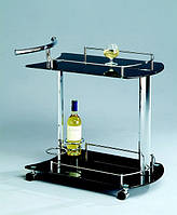 Стол сервировочный Onder Mebli SC-5066-BG