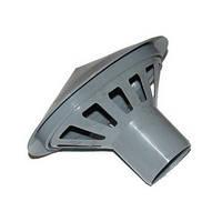 Грибок 50 вентиляционный ПП Европласт для внутренней канализации серый