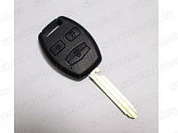 Ключ Geely MK, Englon MK 3 выкидной 3 кнопки 433Mhz