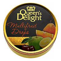 Леденцы Queen's Delight Мультифрукт, 150 г  ТМ: Queen's Delight