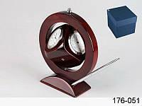 Часы.набор настольный 17 х 20 см 176-051