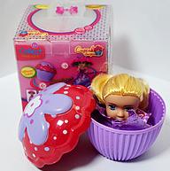 Кукла-Кекс, трансформер с ароматом.Детская игрушка кукла.Куклы для девочек.