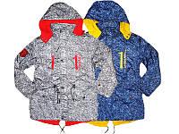 Куртка демисезонная для мальчиков на флисовой подкладке, Grace, размеры 134,152,158,164, арт. G-61203