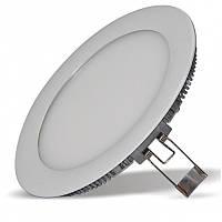 Светильник светодиодный Lemanso 9W круглый белый