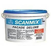 Краска фасадная Scanmix Facade Deluxe 10л. 15кг