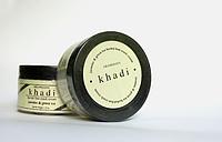 Кхади. Натуральный крем для ног От трещин / Khadi jasmin & green tea herbal crack cream, 50г. Индия.
