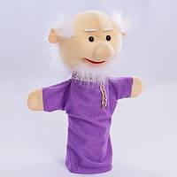 """Игрушка-рукавичка для кукольного театра """"Дед"""" 00605 Копиця"""