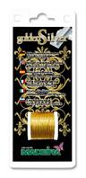9664G Нитки для вышивания и отделки GoldenSilver (100 м) Gold