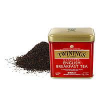 Чай черный Twinings English Breakfast Tea 100 г