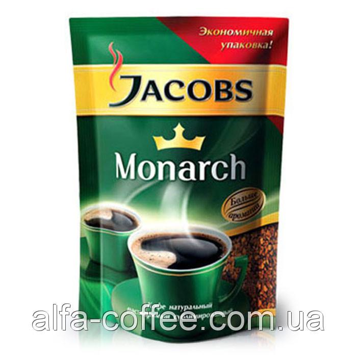 Оригинальный растворимый кофе Jacobs Monarch 90 гр (27 шт.)