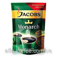 Оригинальный растворимый кофе Jacobs Monarch 90 гр (27 шт.), фото 1