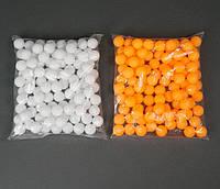Шарики для настольного тенниса 100 шт.