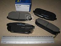 Колодки тормозные задние KIA Sorento 02- SP1154