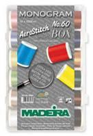 8064 Набор ниток Aerostitch №60 швейные нитки (18x1000м)