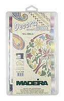 8084 Набір ниток Decora №12 (18х300м)