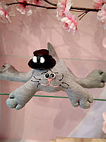 Мягкая игрушка Handmade Кот Котусик