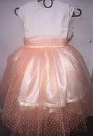 Нарядное платье для девочки 24061