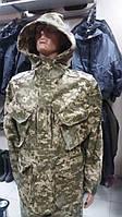 Куртка-парка с капюшоном (пиксель)