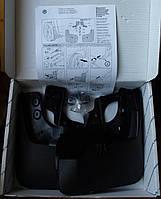Брызговики оригинальные полный к-т для Volkswagen Tiguan 07-  5N0 075 111  5N0 075 101
