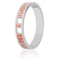 Серебряное кольцо Исцеление 000039525
