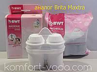 Картридж для кувшина Brita, BWT (обогащение магнием)