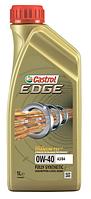 Масло моторное CASTROL EDGE 0W-40, 1л