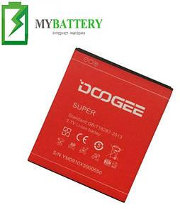Оригинальный аккумулятор АКБ батарея Doogee X5/ X5 PRO/ X5S GB/T18287-2013