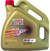 Масло моторное CASTROL EDGE 0W-40, 4л