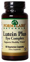 Lutein plus Eye Complex Form Labs, 60 капсул