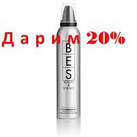 Пена для текстуры и объема волос Texturizing&Volumizing Mousse Professional Hair Fashion BES