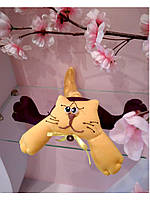 Мягкая игрушка Handmade Кот Красатун