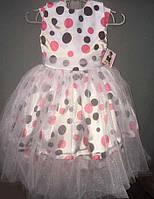 Пышное платье для девочки 24063