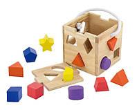 Сортер Кубик Viga toys (53659), фото 1