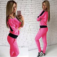 Спортивный костюм женский Голти розовый , спортивная одежда