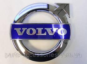 Эмблема значок в решетку радиатора Volvo C70 S60 S80 XC70 V70 S40 XC90 V50 C30 Новый Оригинал