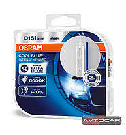 Osram Xenarc Cool Blue Intense D1S, 66140CBI, 1 шт
